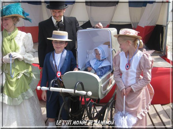 2010 SOULAC 1900 CONCOURS FAMILLE 4