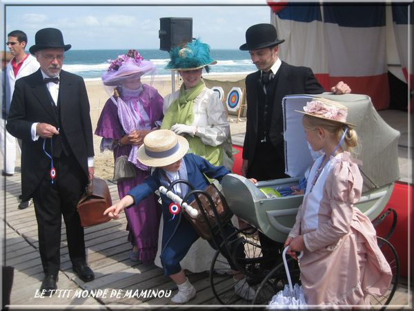 2010 SOULAC 1900 CONCOURS FAMILLE 6