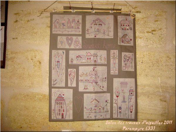 PAREMPUYRE exposition broderie 2011-8-6