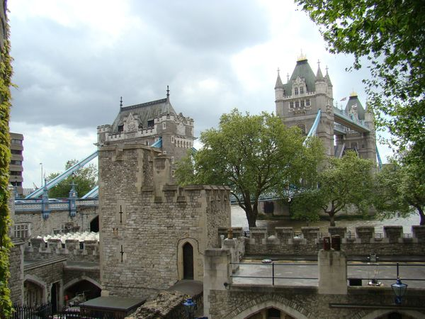 tour de londres & tower bridge