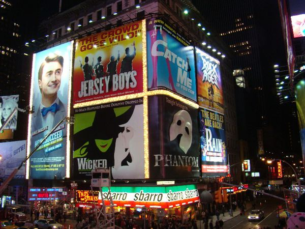 New York times square (8)