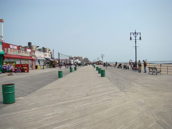 plage planches coney island brooklyn new-york3
