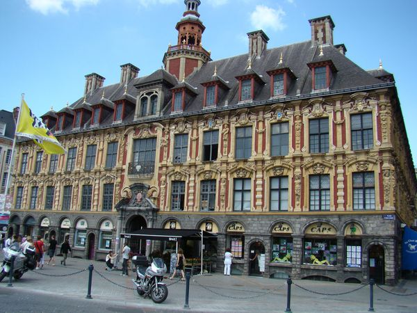 Point rencontre nord lille