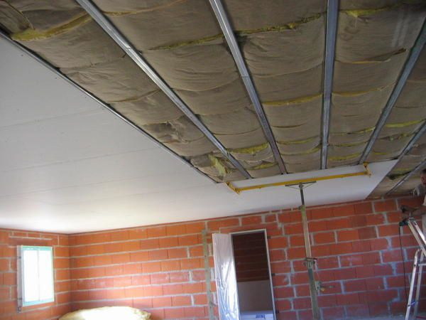 Comment monter plafond placo la r ponse est sur for Realiser faux plafond ba13