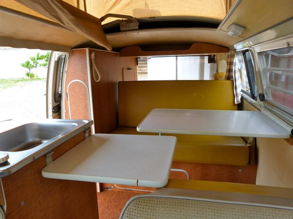Vw combi westfalia 1970 vendre for Interieur westfalia