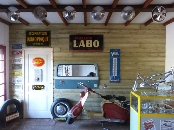 D co garage mecanique d co sphair for Condition pour ouvrir un garage automobile