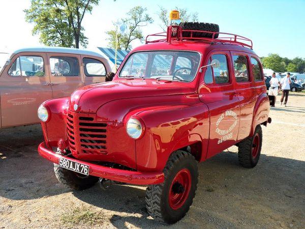 60ans de la Renault Colorale 10156
