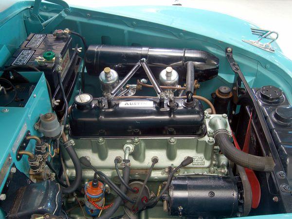 Austin 1950 A90 Atlantique 4