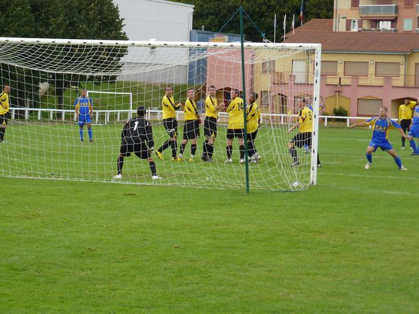 Coupe du Rhône fc2f Montanay 2-3 50