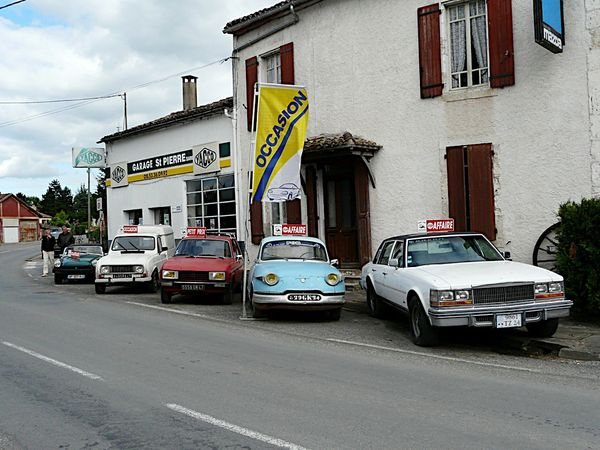 Photos de vacances michel passion autos prestiges anciennes - Garage franqueville st pierre ...