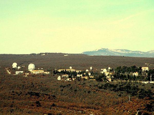 Observatoire de Haute Provence-Fev 2009