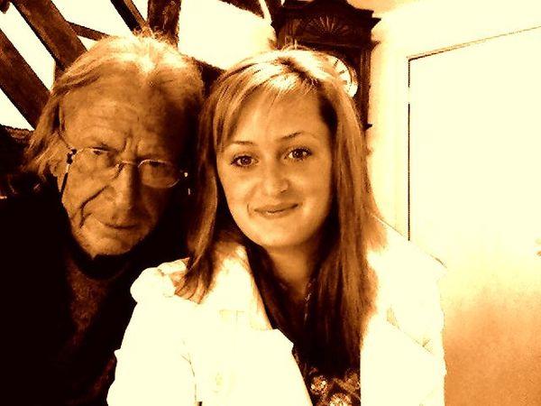 Cha et moi à Awenne1