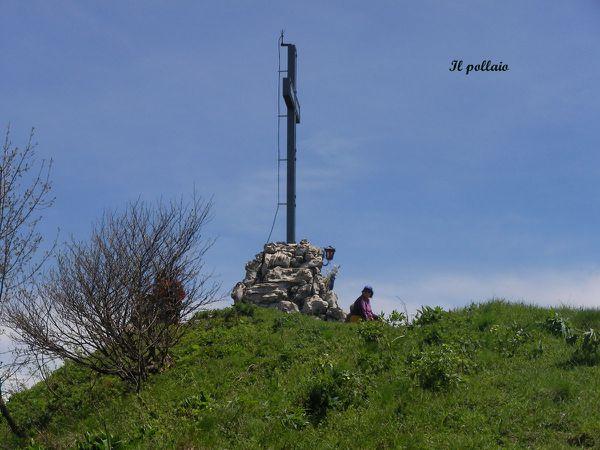 2010-05-16 - Monte Bolettone-vetta