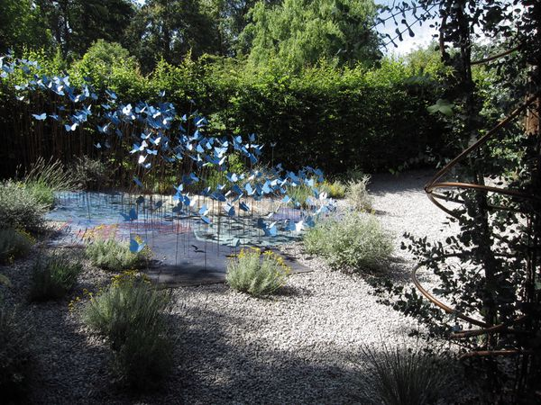 Jardin d 39 absolem chaumont vadrouillons for L envers du miroir