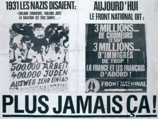 1983 12 Decembre Anonyme 1931 Les Nazis disaient aujourd hu