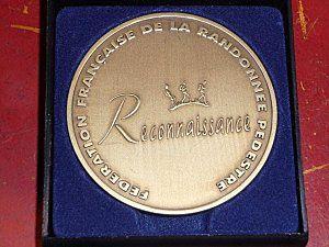 médaille bruno