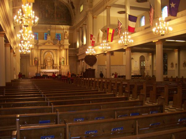 New Orleans cathedrale (3)