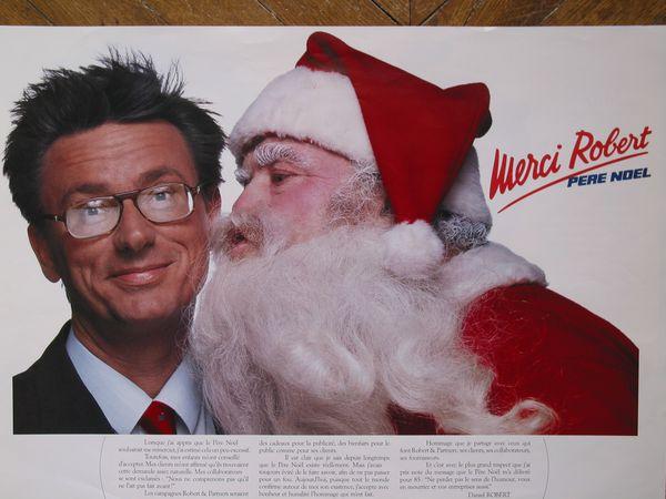 Père Noel et Daniel Robert