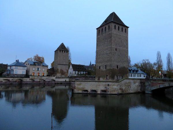 A01 - Strasbourg lundi matin