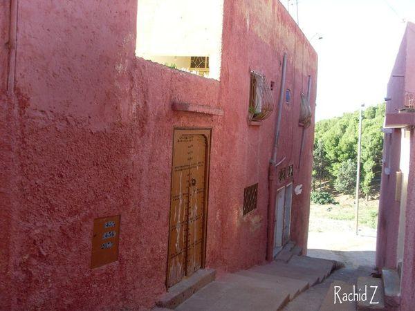 Kalâa kabira, le quartier rose d'Imouzzer Kandar