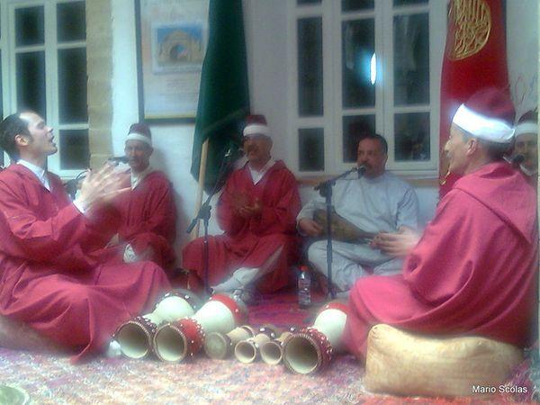 Les chemins du ciel - teaser d'une série de 6 documentaires sur le soufisme marocain