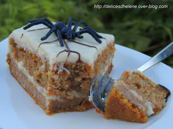pumpkin cake au cream cheese(5)