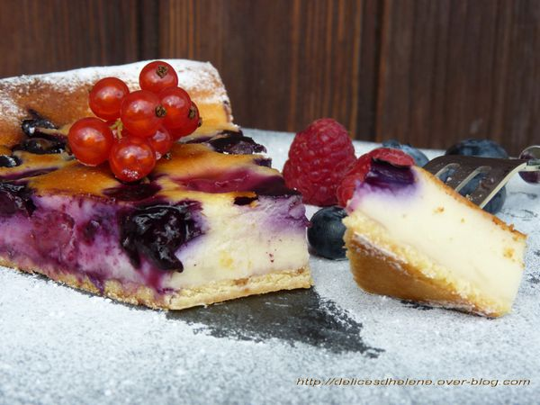 tarte fromage blanc-fruits rouges (2)