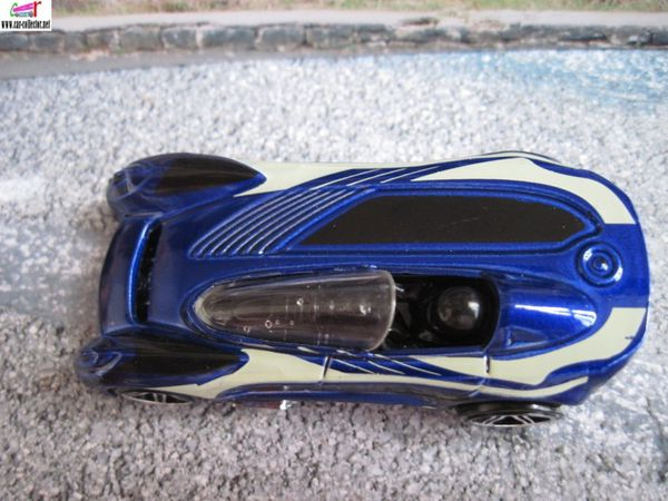 monoposto 2008.184 mytery car series