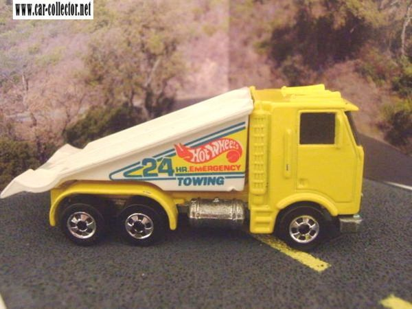 ramp truck collector 187 1992