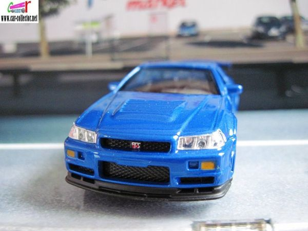 nissan Skyline GTR R34 go4 collection de voitures sport (7)