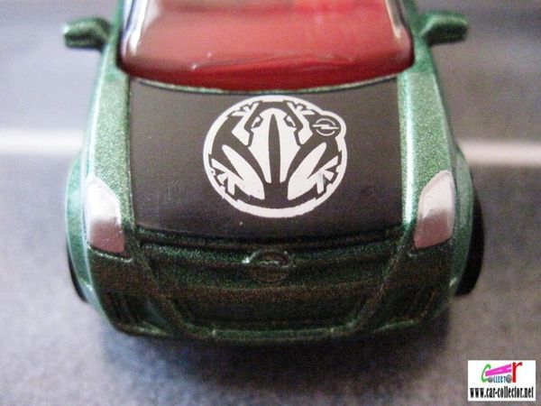 opel frogster matchbox voiture cabriolet convertible (4)
