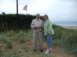 Guy Bechtel et sa fille