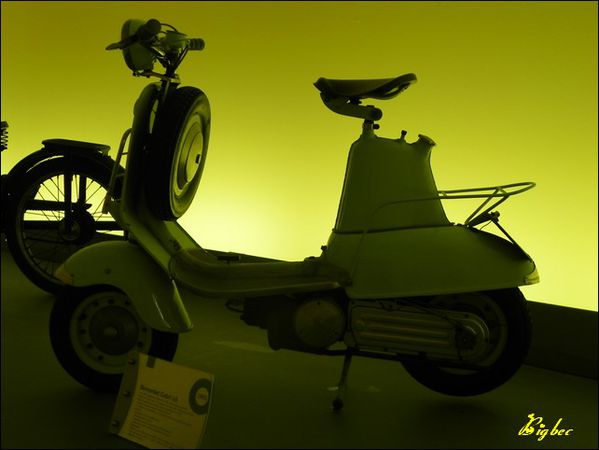 Chatellerault - Scooter
