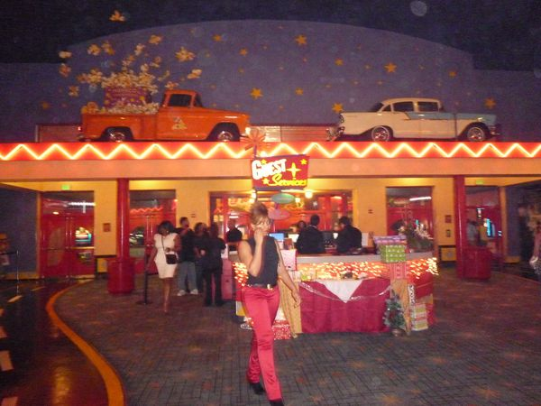 Cinema Muvico a Tampa (Floride)