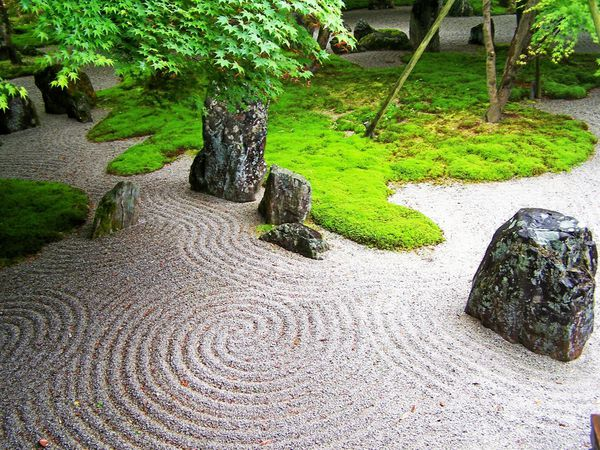 jardin zen