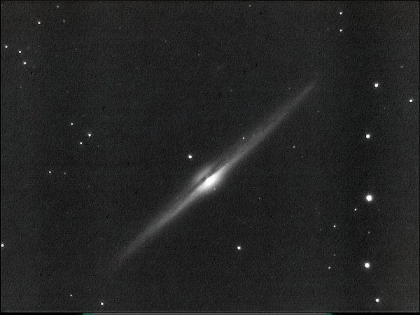 NGC 4565 DDP GRADIENT filtered