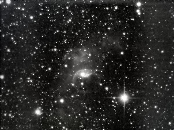 NGC7635 DSS Iris drizzle à recadrer filtered