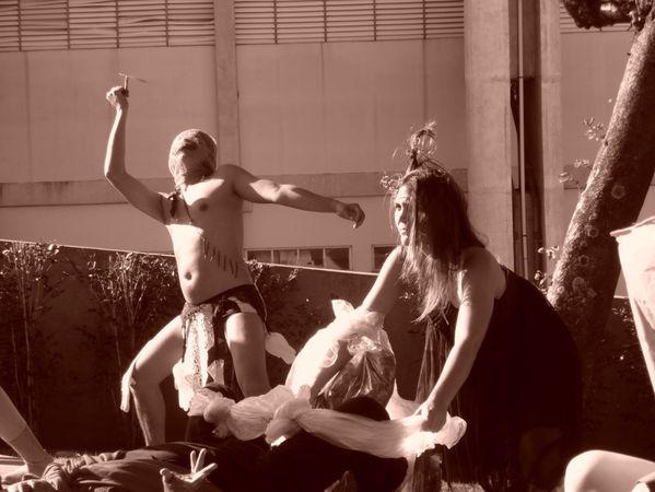 La Pocha Nostra Workshop 2012 Exercises for Rebel -copie-2