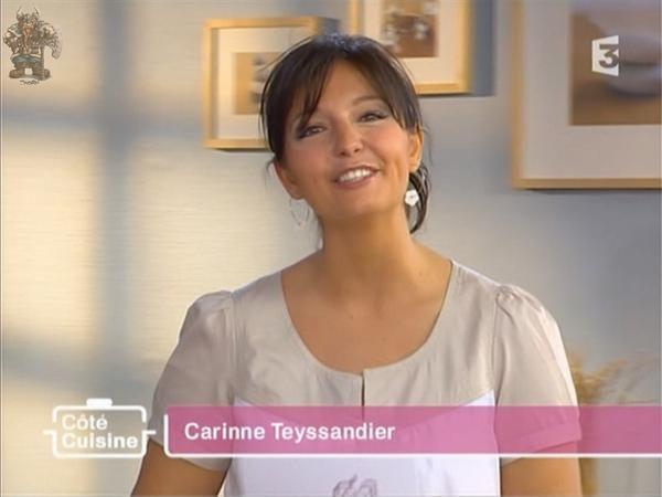 Vos plus belles femmes page 342 le bistrot du tfc - Recette cuisine telematin carinne teyssandier ...