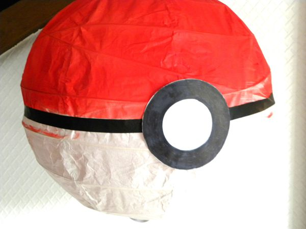 pinata pokeball DIY pokemon