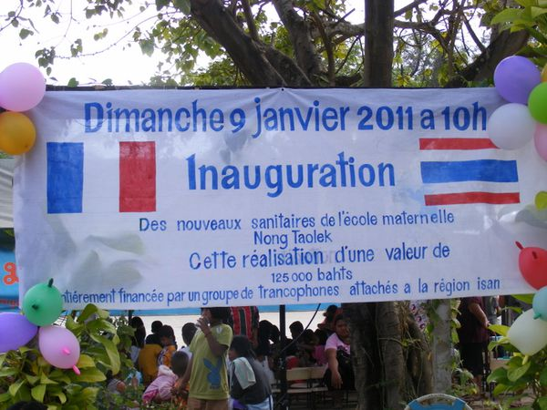 inauguration école (2)