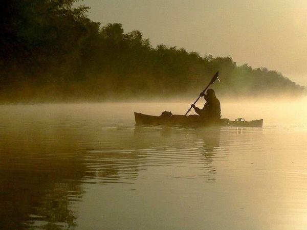 bateau brume