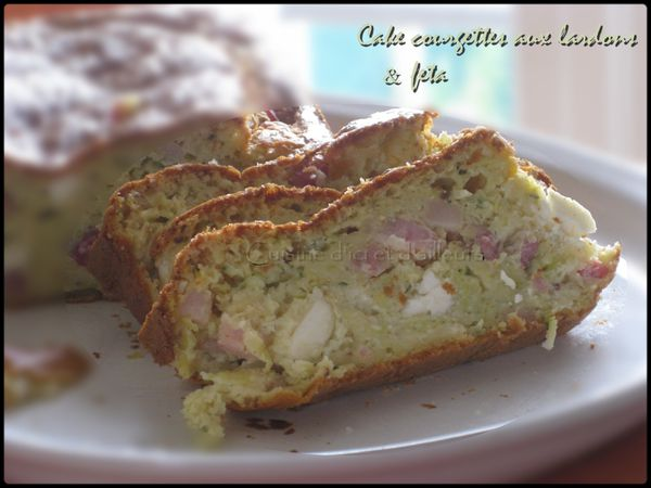 cake courgettes