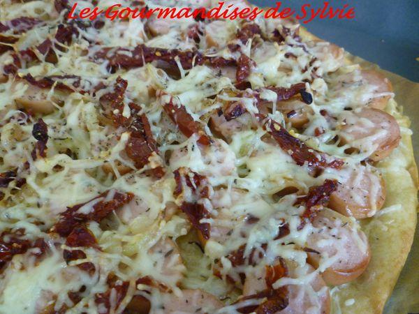Pizz' Oignon-Knack 1