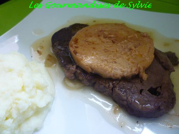 Tournedos Rossini 2