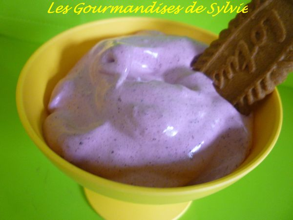 Mousse de Myrtilles tm31 2