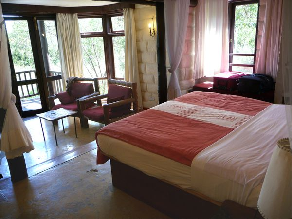 Chambre Great Rift Valley Lodge