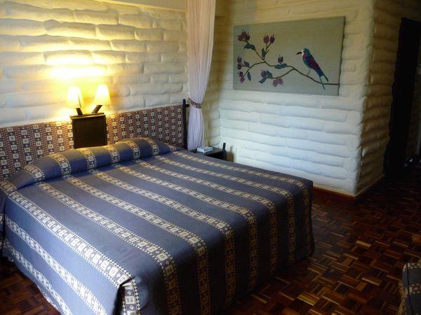 Chambre Hotel Taïta Hills
