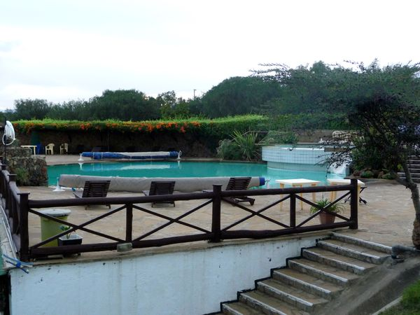 Piscine Great Rift Lodge