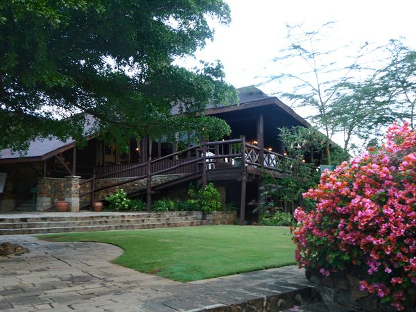 Resto Great Rift lodge